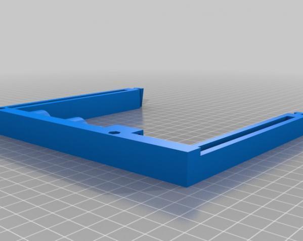 开源Eventorbot 3D打印机 3D模型  图32