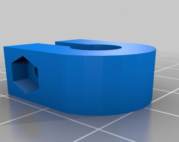 开源Eventorbot 3D打印机 3D模型  图33