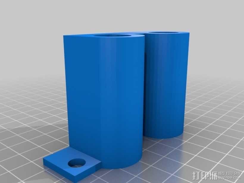 开源Eventorbot 3D打印机 3D模型  图36