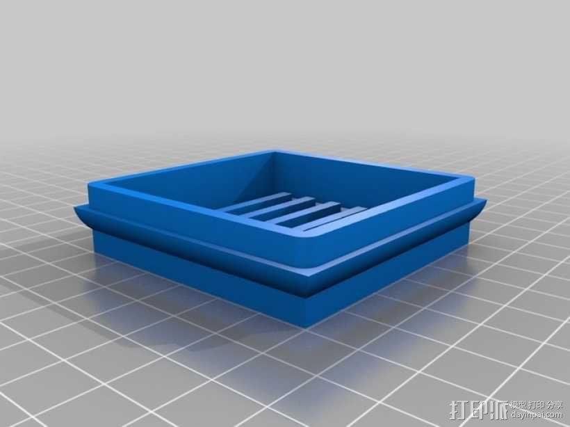 开源Eventorbot 3D打印机 3D模型  图35