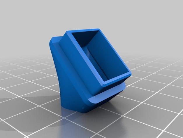 RigidBot冷却风扇底座 3D模型  图3