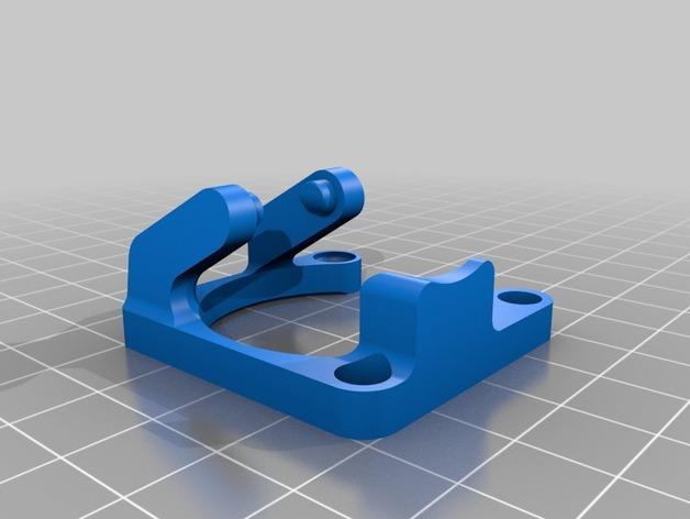 RigidBot冷却风扇底座 3D模型  图6