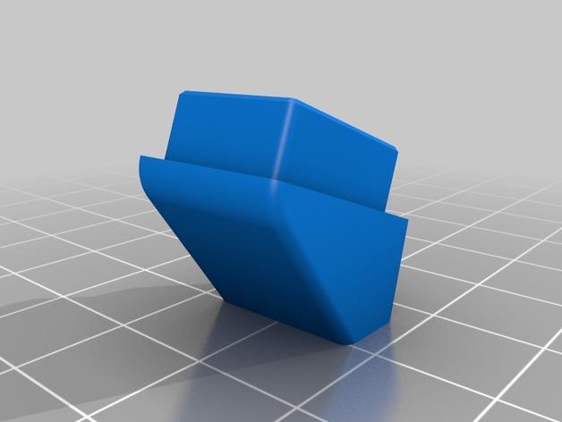 RigidBot冷却风扇底座 3D模型  图7