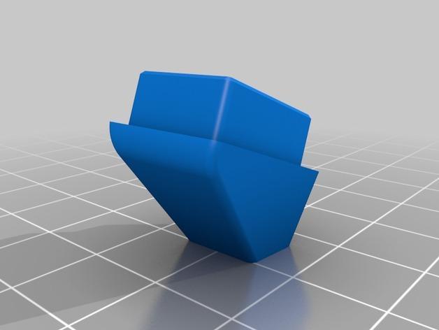 RigidBot冷却风扇底座 3D模型  图8