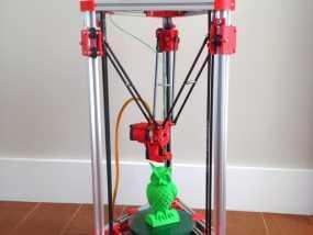 Kossel Mini 3D打印机 3D模型