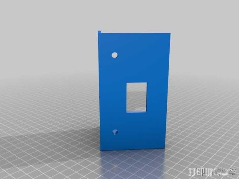 Kossel Mini 3D打印机 3D模型  图12