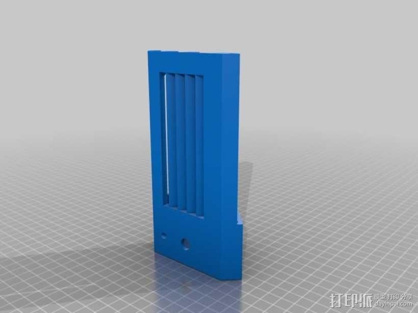 Kossel Mini 3D打印机 3D模型  图16