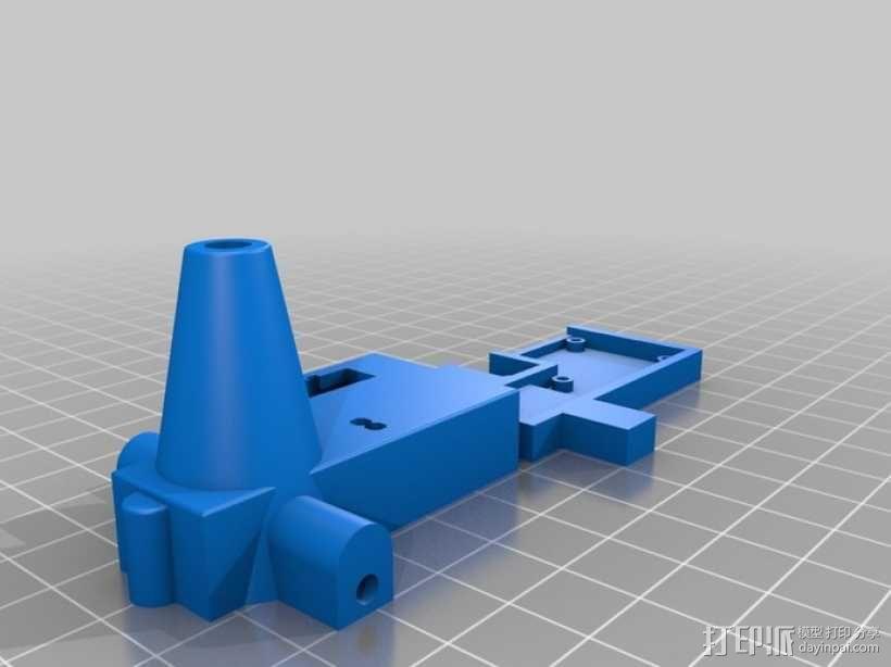 线材尺寸传感器2 3D模型  图4
