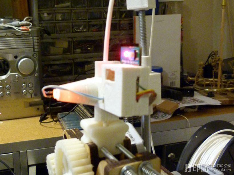 线材尺寸传感器2 3D模型  图7