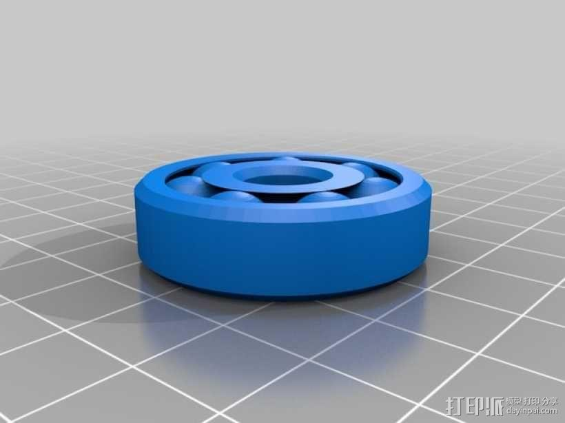 轴承 3D模型  图2