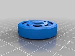 轴承 3D模型