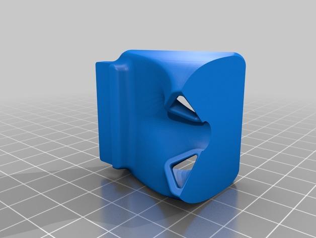 SD3挤压机风扇  3D模型  图8