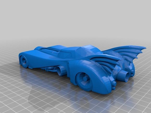 超炫概念型跑车 3D模型  图2