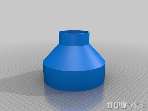 LYMAN线材挤出机V4.1 3D模型  图8