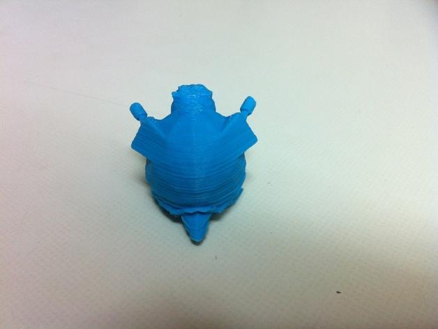 水箭龟 3D模型  图3