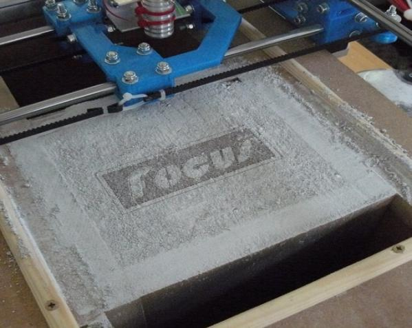 Focus SLS打印机 3D模型  图3