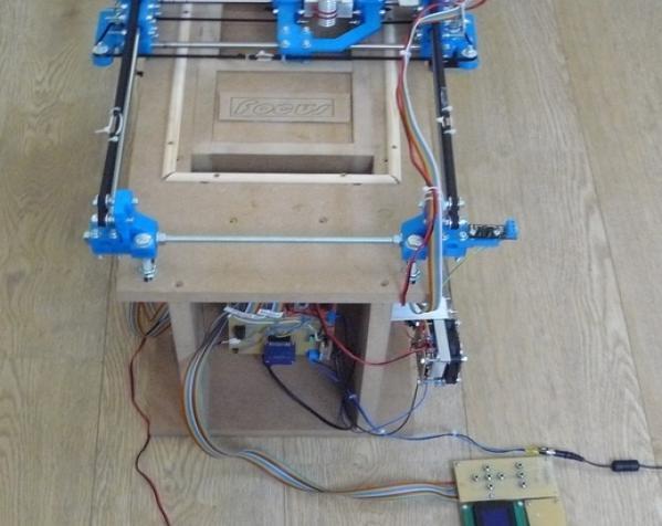 Focus SLS打印机 3D模型  图4