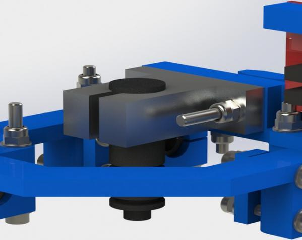 Focus SLS打印机 3D模型  图5