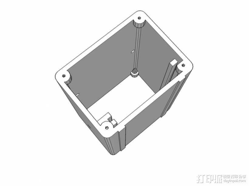 Ramps 1.4 打印机机箱 3D模型  图6