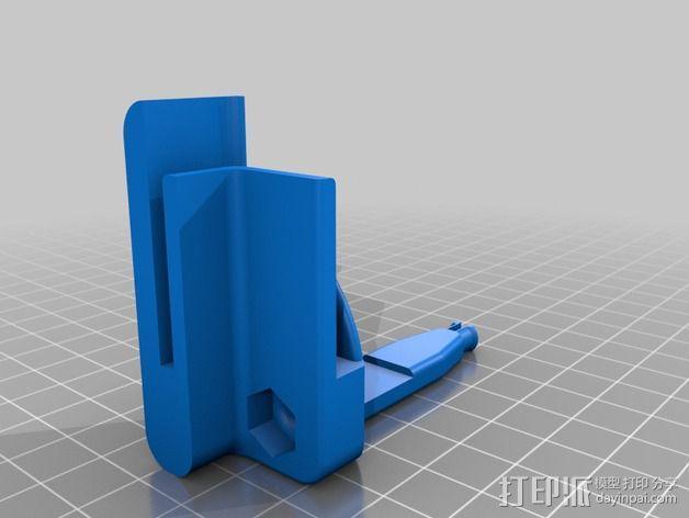 照相机底座 3D模型  图5