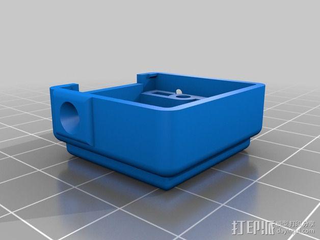 照相机底座 3D模型  图7