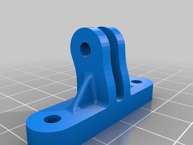 Prusa i3 and i3v打印机散热风扇. 3D模型  图3
