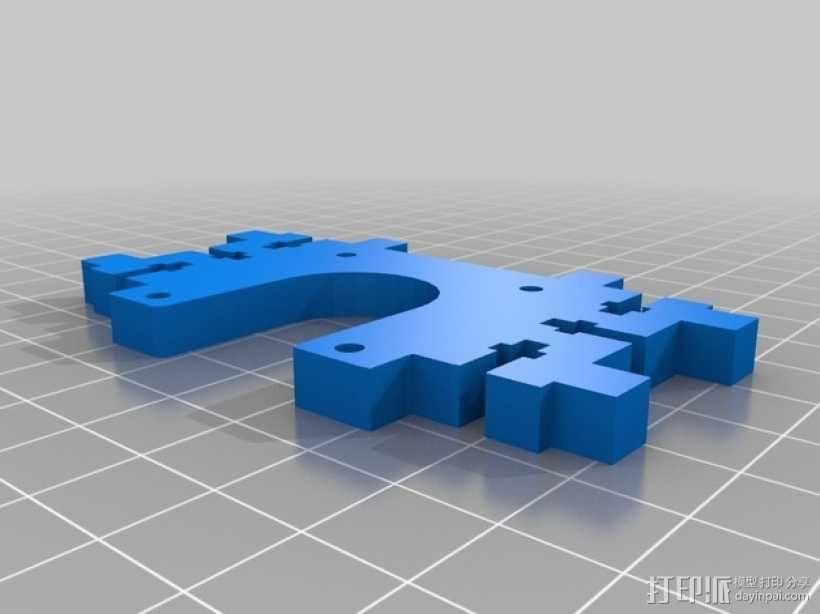 Printrbot 3D打印机零部件 3D模型  图6