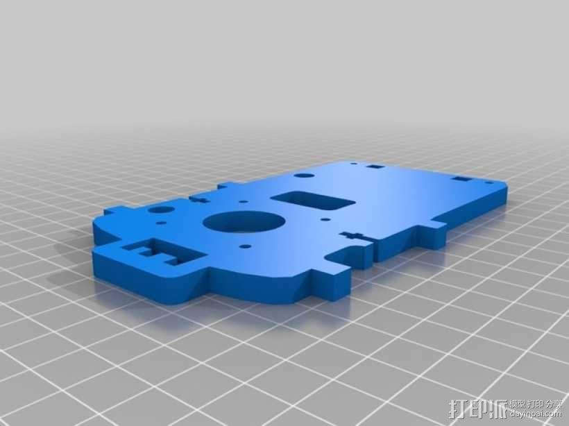 Printrbot 3D打印机零部件 3D模型  图7