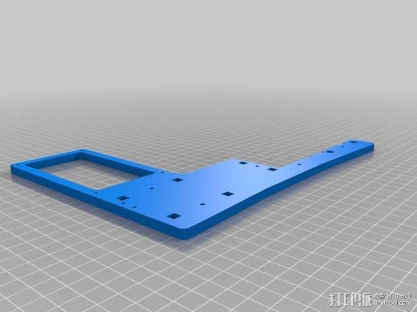 Printrbot 3D打印机零部件 3D模型  图9