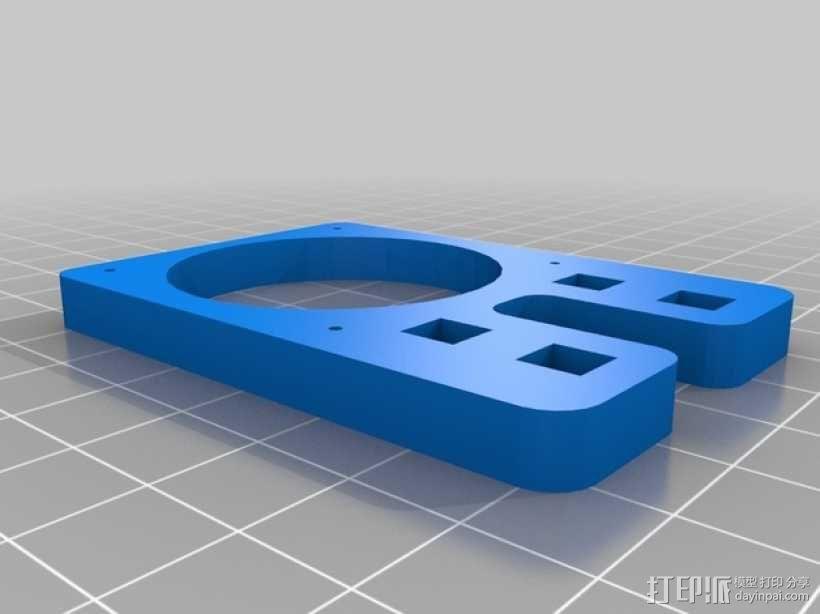 Printrbot 3D打印机零部件 3D模型  图12