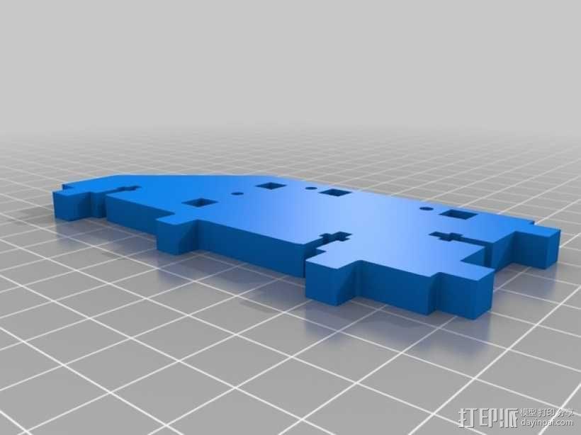 Printrbot 3D打印机零部件 3D模型  图13