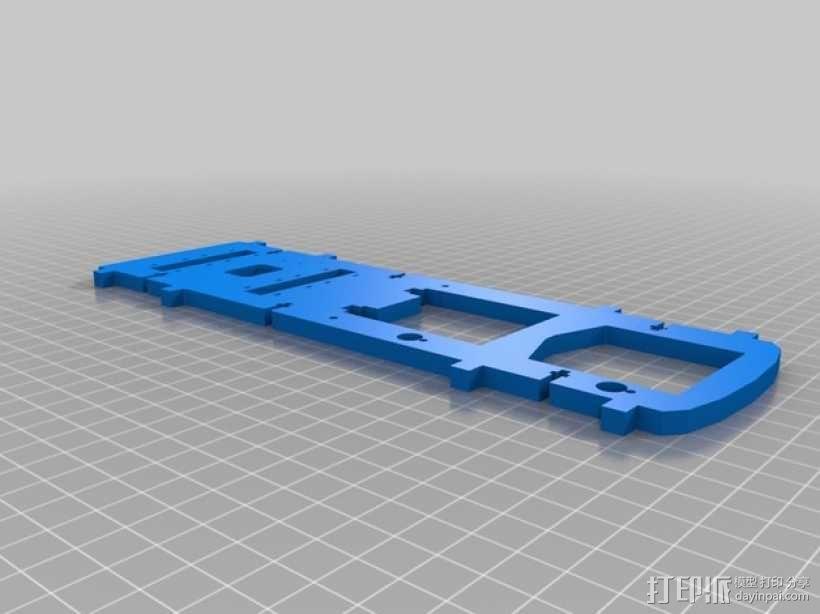 Printrbot 3D打印机零部件 3D模型  图14