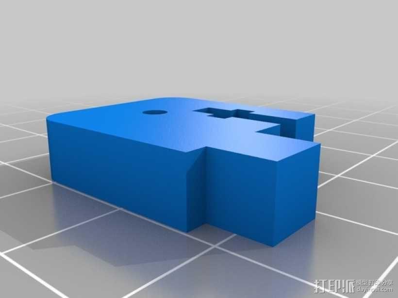 Printrbot 3D打印机零部件 3D模型  图15