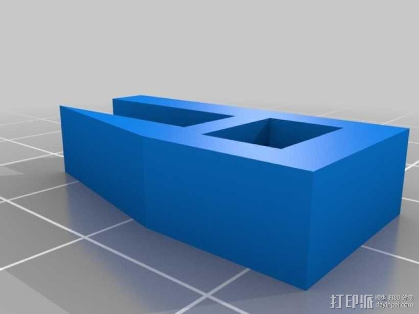 Printrbot 3D打印机零部件 3D模型  图17