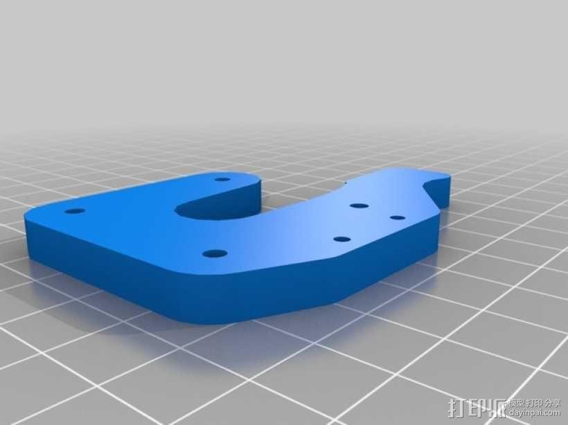 Printrbot 3D打印机零部件 3D模型  图19