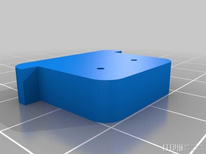 Printrbot 3D打印机零部件 3D模型  图20