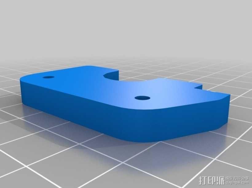 Printrbot 3D打印机零部件 3D模型  图23