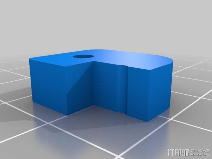 Printrbot 3D打印机零部件 3D模型  图25