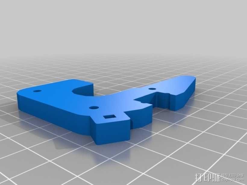 Printrbot 3D打印机零部件 3D模型  图24