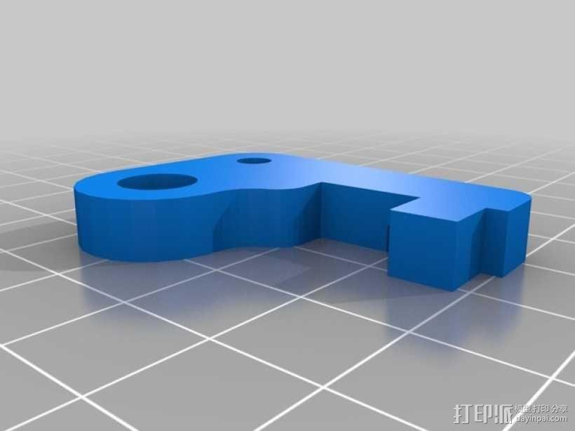 Printrbot 3D打印机零部件 3D模型  图27