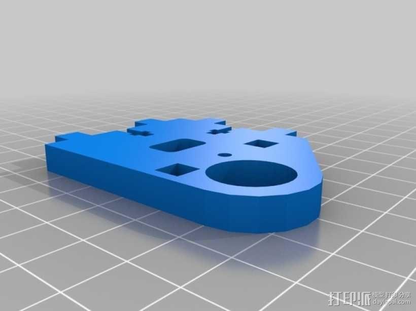 Printrbot 3D打印机零部件 3D模型  图28