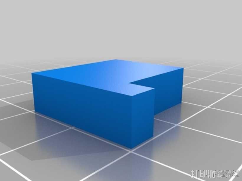 Printrbot 3D打印机零部件 3D模型  图29