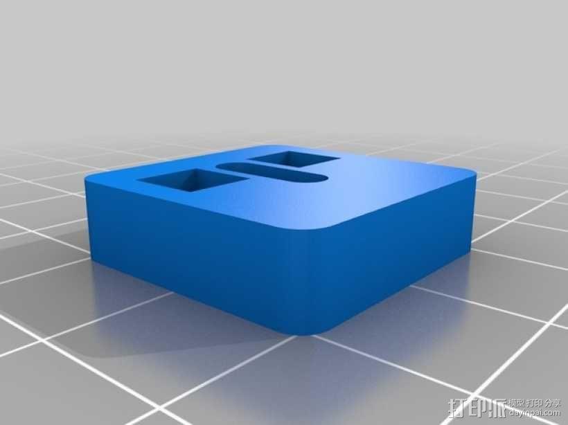 Printrbot 3D打印机零部件 3D模型  图33