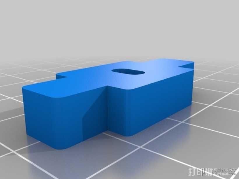 Printrbot 3D打印机零部件 3D模型  图34
