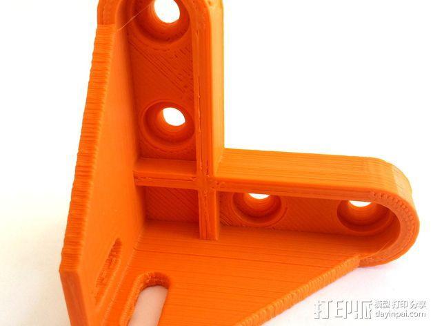 3D打印机Y轴固定架 3D模型  图12