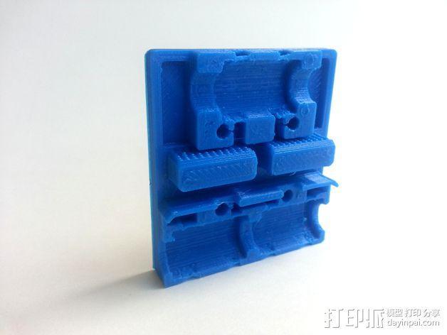 3D打印机Y轴固定架 3D模型  图17