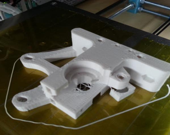 Wade韦德挤出机 3D模型  图7