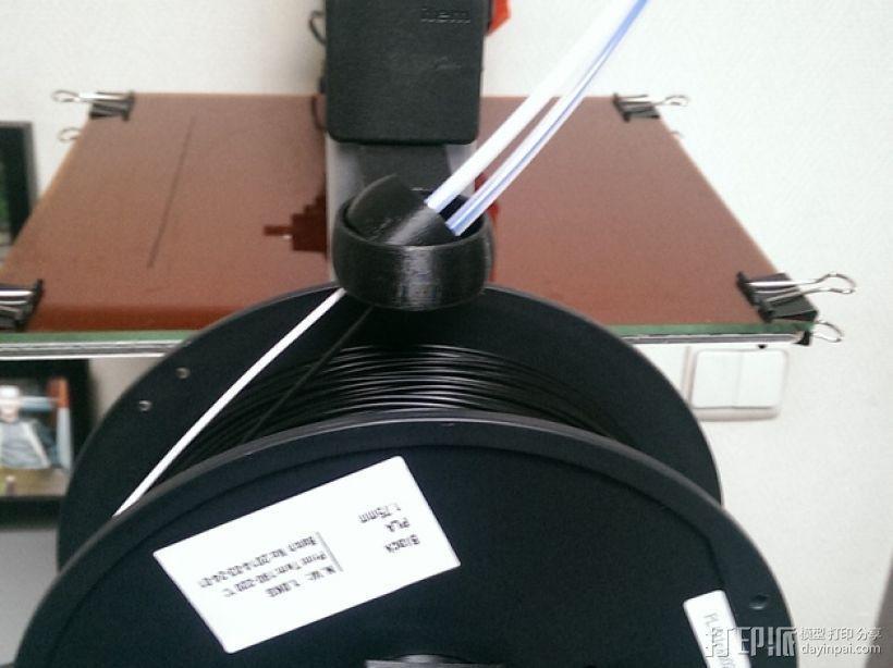 线材清洁装置 3D模型  图3