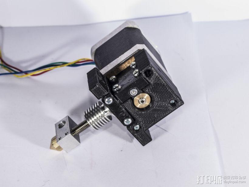 V10 JGR挤出机 3D模型  图1