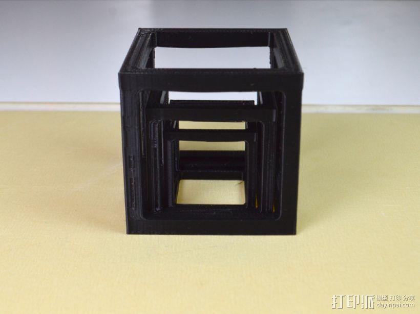桥接测试样品 3D模型  图2